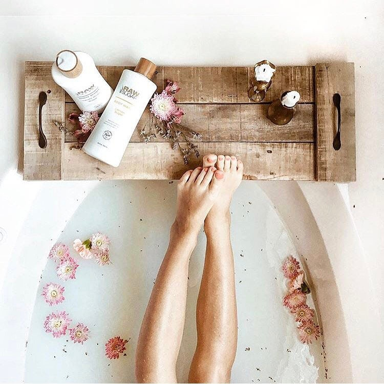 Gifts For Mom Part - 29: Bath Tray/ Reclaimed Wood/ Spa Tray/ Gift For Mom/ Gift/ Gift