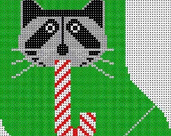 Candy Caper Needlepoint Pattern