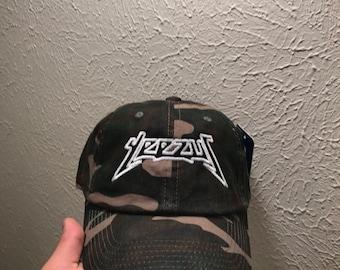 Yeezus Embroidered Dad Hat Strapback Cap Yeezy Boost Kanye West