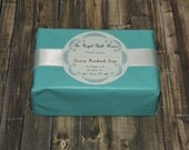 Fresh Linen Scented Luxury Handmade Soaps 6.5 oz. bar