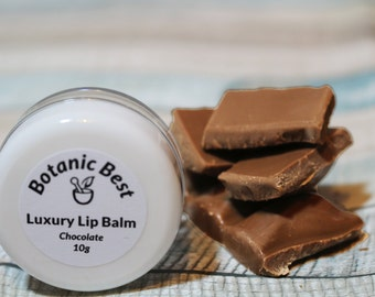 Luxury Lip Balm Chocolate