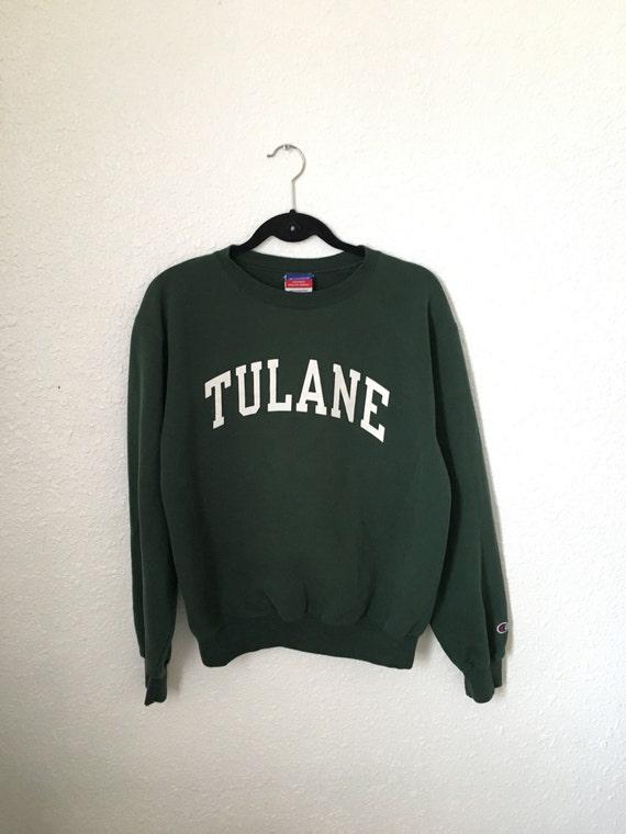 Tulane hoodie
