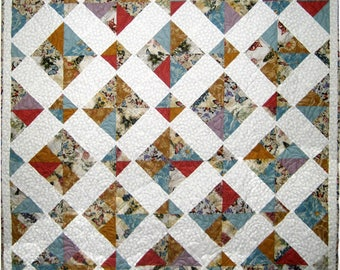 Crystal Charm quilt pattern