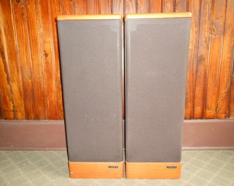 Set of 2 Advent Prodigy Tower Speakers