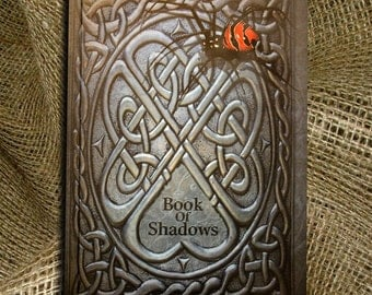 The Book Of Shadows Journal A6