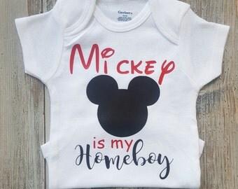 Mickey Onesie, Onesies, Baby boy clothes, Baby boy, Baby, Baby boy onesie, Onesies, Baby clothes, Baby onesies, Boy onesie, Cute onesies