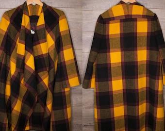 Vintage Yellow Bullock's Jackets