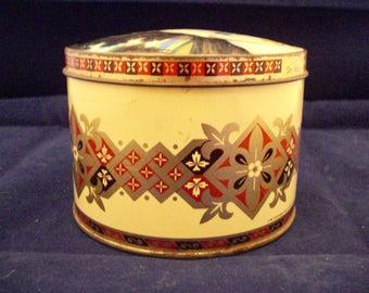 Thornes toffee vintage tin