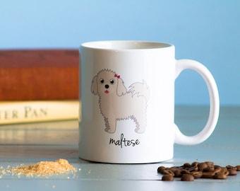 Maltese Mug (girl)
