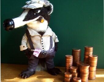 Al Capone Badger ~17 cm