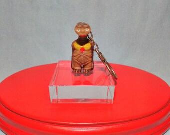 Keychain ET de 80's VINTAGE, in perfect condition