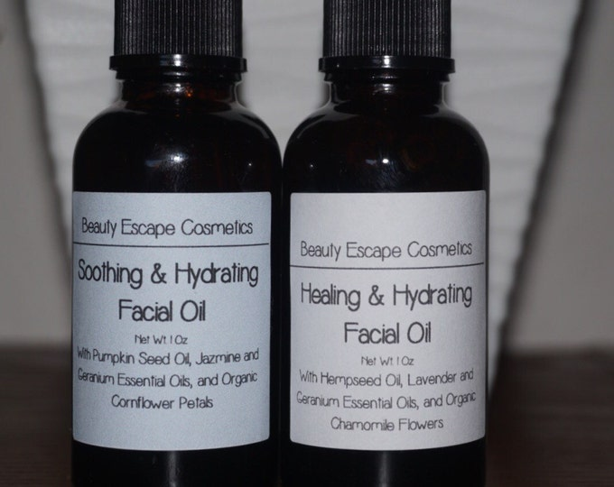 Heal & Soothe - Day and night treatments