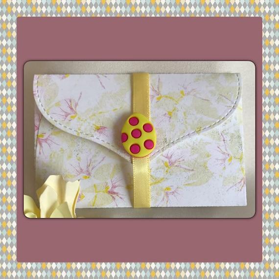 Easter egg gift card holder envelope money holder pouches easter egg gift card holder envelope money holder pouches diy coupon voucher holder envelope from ohhowlovelygifts on etsy studio negle Images