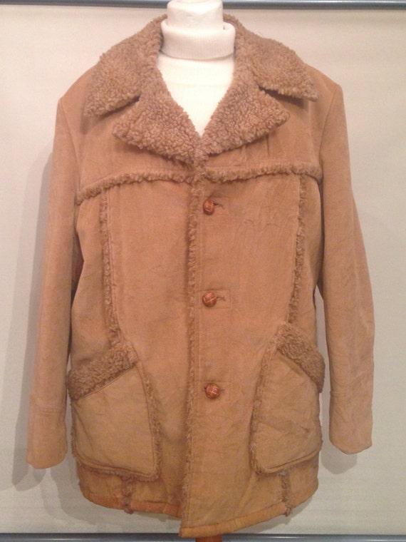 Vintage 70's mens jacket EV9