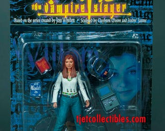 Buffy The Vampire Slayer Willow Action Figure MAC