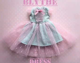 Dress for Blythe | Licca | Azone for comission