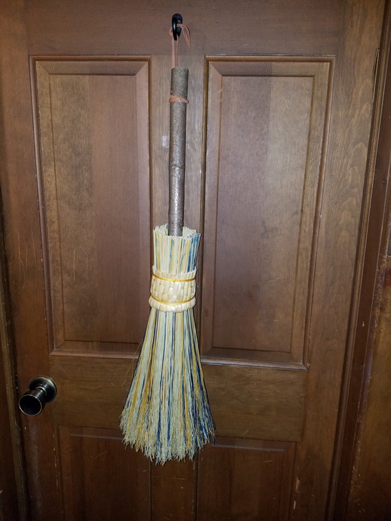 Appalachian Hearth Broom - Homemade Broom
