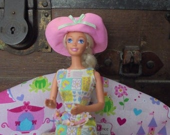 Vintage 1966 Barbie Doll, Mattel Inc. Indonesia, Easter Edition, Birthday Gift,