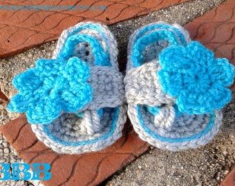 Baby Flip Flops Handmade