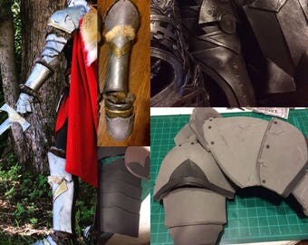 Armor accessories. Custum made to Order!
