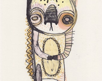Original Monster Artwork 04