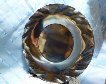 Vintage Silver-Plated Tray/Dish