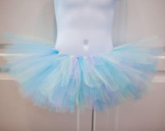 Lavender, Aqua and Mint Tutu - Other Colors Available