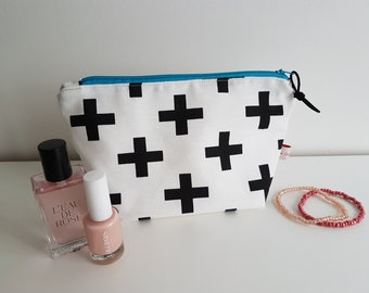 Cross Collection, toiletries bag, medium size pouch, clutch bag, make-up bag