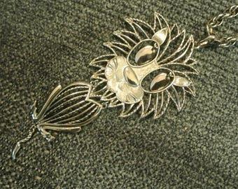 A Lion Necklace