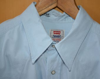 Levis western shirt