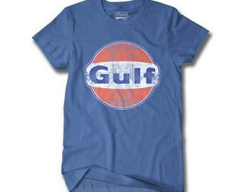 GULF Oil Vintage Logo