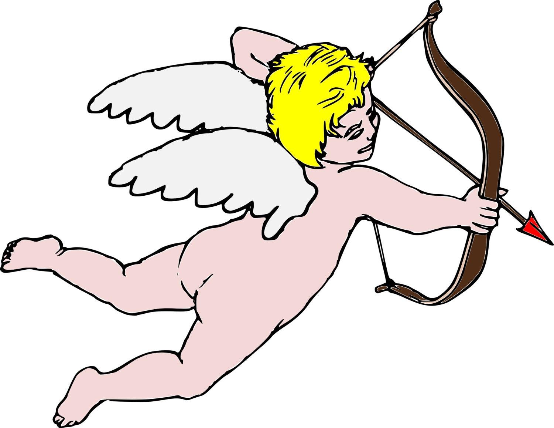cupid clipart amor clipart eros clipart love arrow valentines