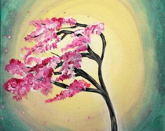 Cherry Blossoms (Print Copy)