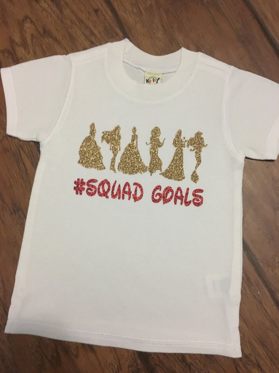 Disney squad goals shirt, disney shirt, Squad goals shirt, squad goals, squad goals onesie, disney squad, disney squad shirt