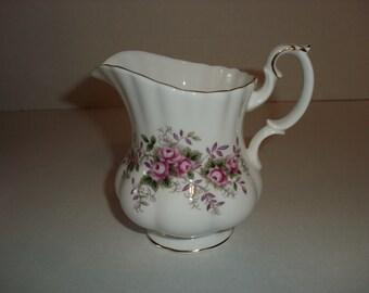 Royal Albert Lavender Rose Creamer