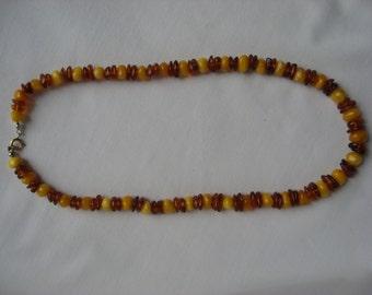 AMBRA Necklace Danish Ambra