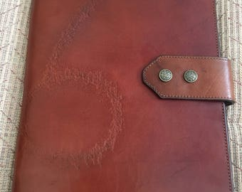 Genuine Leather Portfolio with Original Brand