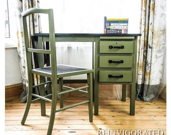 SOLD Vintage Child's Desk