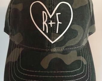 Rodan and Fields Camo Baseball Hat