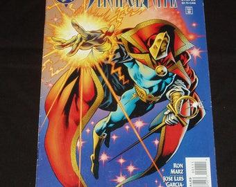 Vintage Doctor Strange Fate Comics - 1996 DC-Amalgam Comics - Excellent Condition