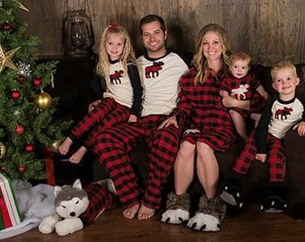 "Shop ""family pajamas"" in Girls' Clothing"