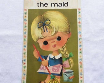 Vintage | Marie | The Maid | Book