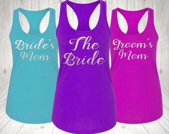Flowy Tanktops, Bridesmaid Flowy Tanks, Bachelorette Party Tank Tops, Bridesmaid Tanktops, Bachelorette Party Shirts, Bridesmaid Tanks