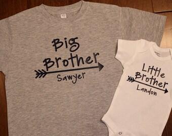 Big Brother Shirt, Little Brother Shirt, Big Brother Shirt, Baby Brother Shirts, Big Brother,Little Brother,Big Bro Little Bro Shirts