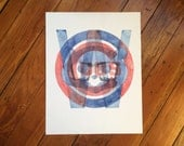 Chicago Cubs - World Series - Fly the W - Baseball - Christmas Gift Ideas - Sports Fans