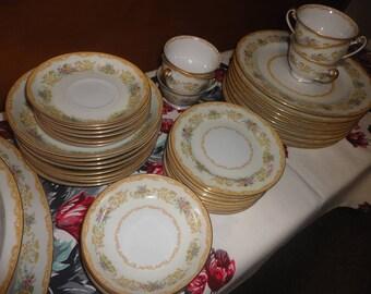 Noritake Royal China Bread Plates Set of 8