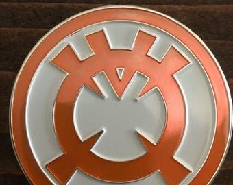 Green Lantern Challenge Coin - AVARICE