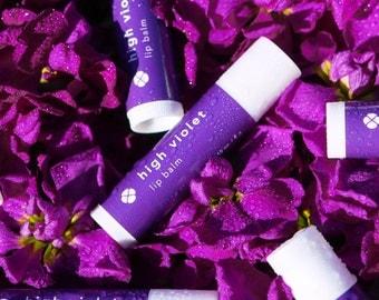 High Violet Lip Balm