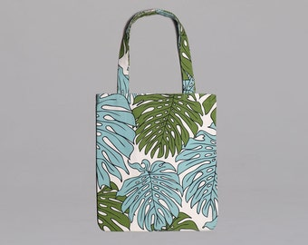 Tote Bag: Delicious Monster Olive