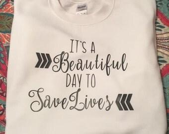 Greys Anatomy Sweatshirt!